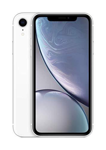 "Smartphone 6.1"" Apple iPhone Xr - full HD, A12, 3 Go de RAM, 256 Go, blanc"