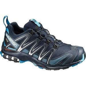 Chaussures pour femme Salomon XA Pro 3D - bleu / noir (tailles 36 ou 38)