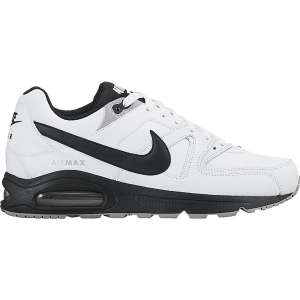 Chaussures Nike air Max command Leather noires ou Blanches
