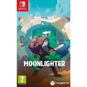 [CDAV] Moonlighter sur Switch