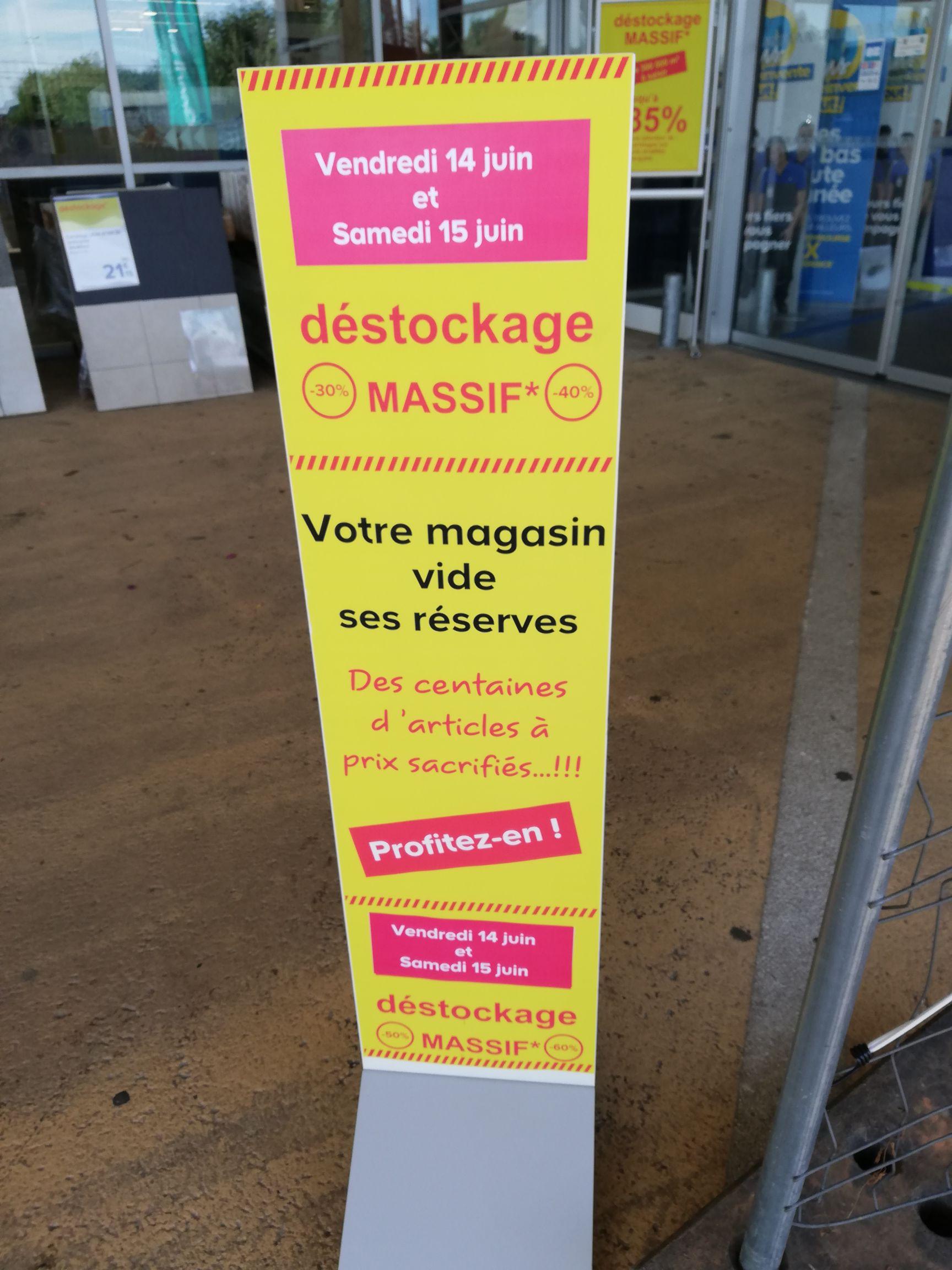Sélection d'articles en promotion (déstockage) - Blagnac (31)