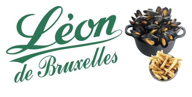Bon d'achat de 12€ à valoir sur une addition d'au moins 2 personnes chez Léon de Bruxelles pour 0.85€
