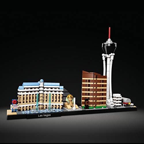 Jeu de construction Lego Architecture - Las Vegas (21047)