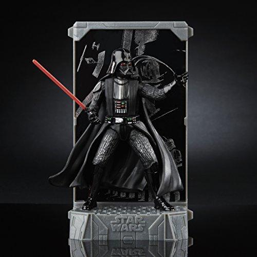 Figurine Hasbro Star Wars Série Titanium - Dark Vador (C1859EL2)