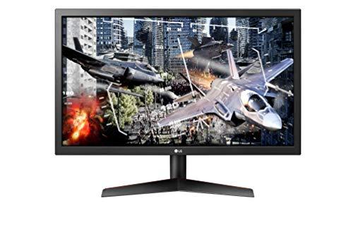 """Ecran PC 24"""" LG 24GL600F-B - FHD, 1 ms, 144Hz"""