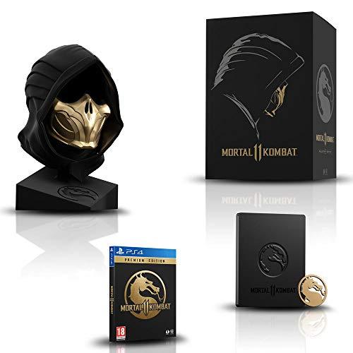 Mortal Kombat 11 - Kollector's Edition sur PS4