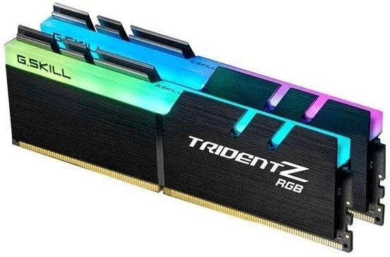 [Prime ES] Kit de RAM G.SKill TridentZ RGB DDR4-3200 CL14 - 16 Go (2x8)