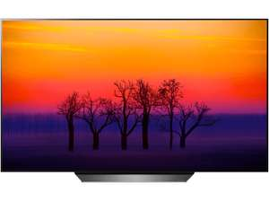 """TV OLED 55"""" LG OLED55B8 (2018) - 4K UHD, HDR, Dolby Vision, Smart TV (Frontaliers Suisse)"""