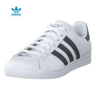 Baskets cuir Adidas Coast Star pour Homme (Footway.fr)