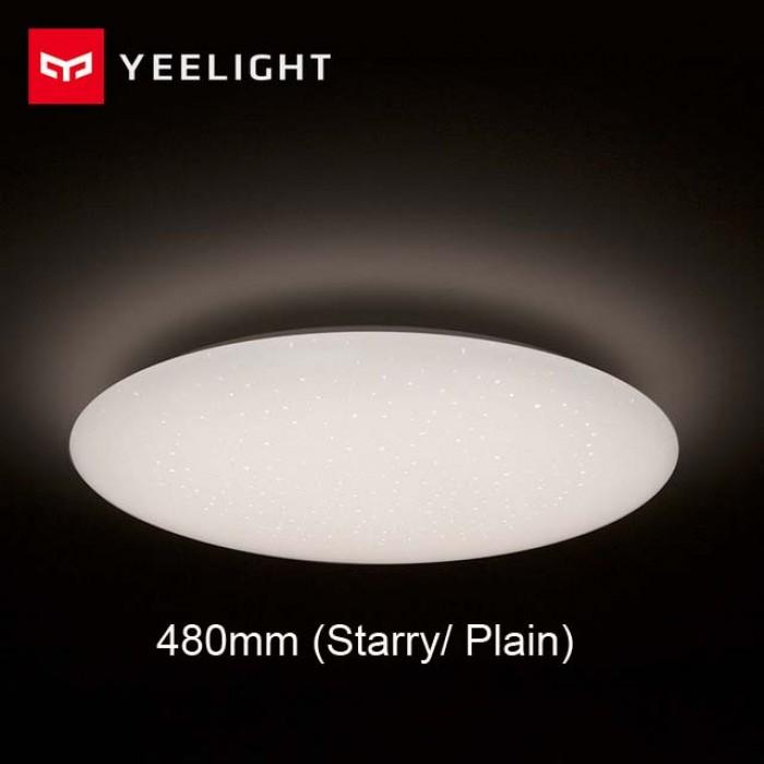 Plafonnier connecté Xiaomi Yeelight YLXD05YL - 480 LEDs (entrepôt EU)