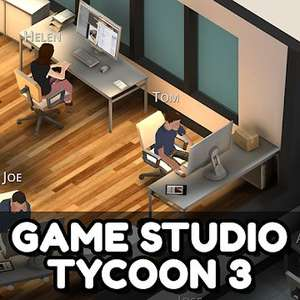 Game Studio Tycoon 3 Gratuit sur Android