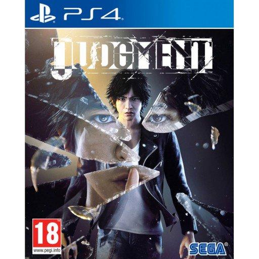 [Précommande] Sélection de jeux vidéo sur PS4 et Xbox One - Ex : JUDGMENT sur PS4