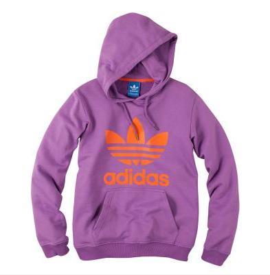 Sélection prix coutant Adidas - Ex : Sweat molleton à capuche