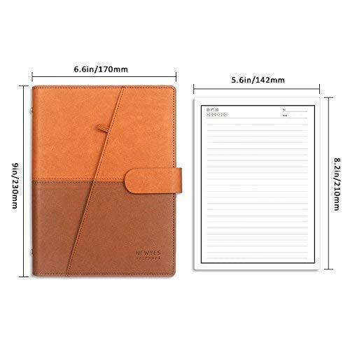 Cahier effaçable A5 Newyes - couleur au choix (Vendeur tiers)