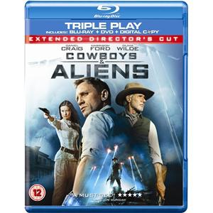 Cowboys & Aliens: Double Play (Blu-ray)