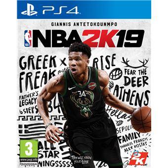 NBA 2K19 sur PS4