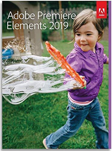 Logiciel Adobe Premiere Elements 2019 sur PC (dématérialisé)