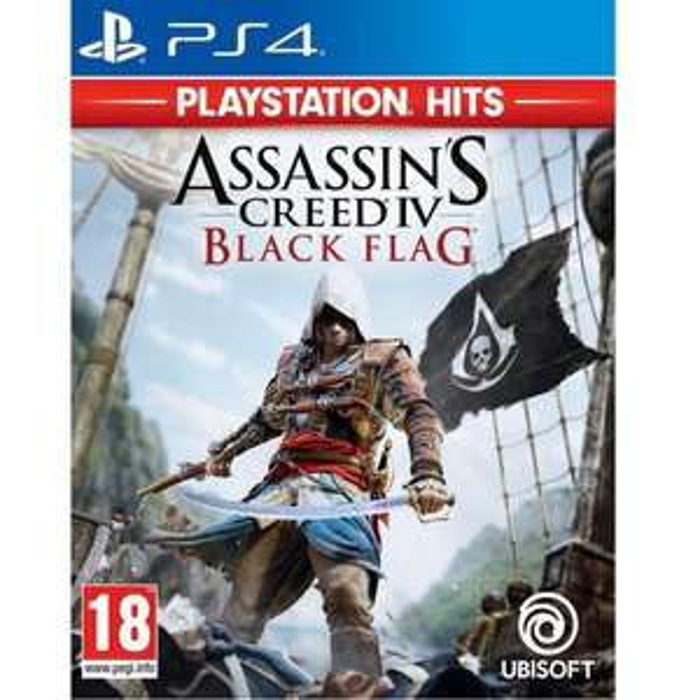 [CDAV] Assassin's Creed 4 Black Flag - Edition Playstation Hits sur PS4