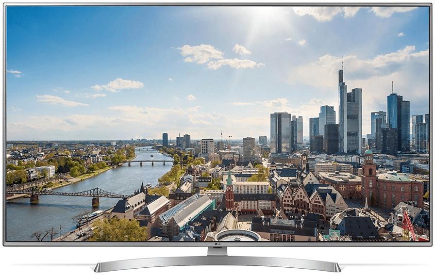 "TV 50"" LG 50UK6950PLB (4K UHD, LED, Smart TV) + 30€ en carte cadeau"