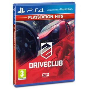 [CDAV] Sélection de Jeux Vidéo en promotion - Ex : DriveClub - Hits sur PS4