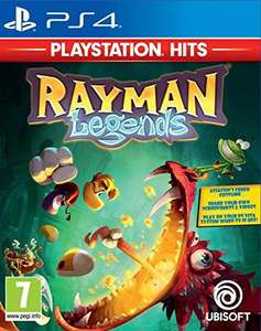 Rayman Legends - Playstation Hits sur PS4