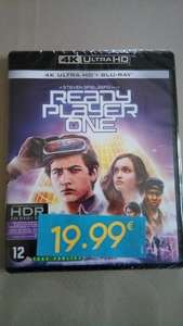 Sélection de Blu-Ray 4k UHD en promotion - Ex : Ready Player One - Lagord (17)
