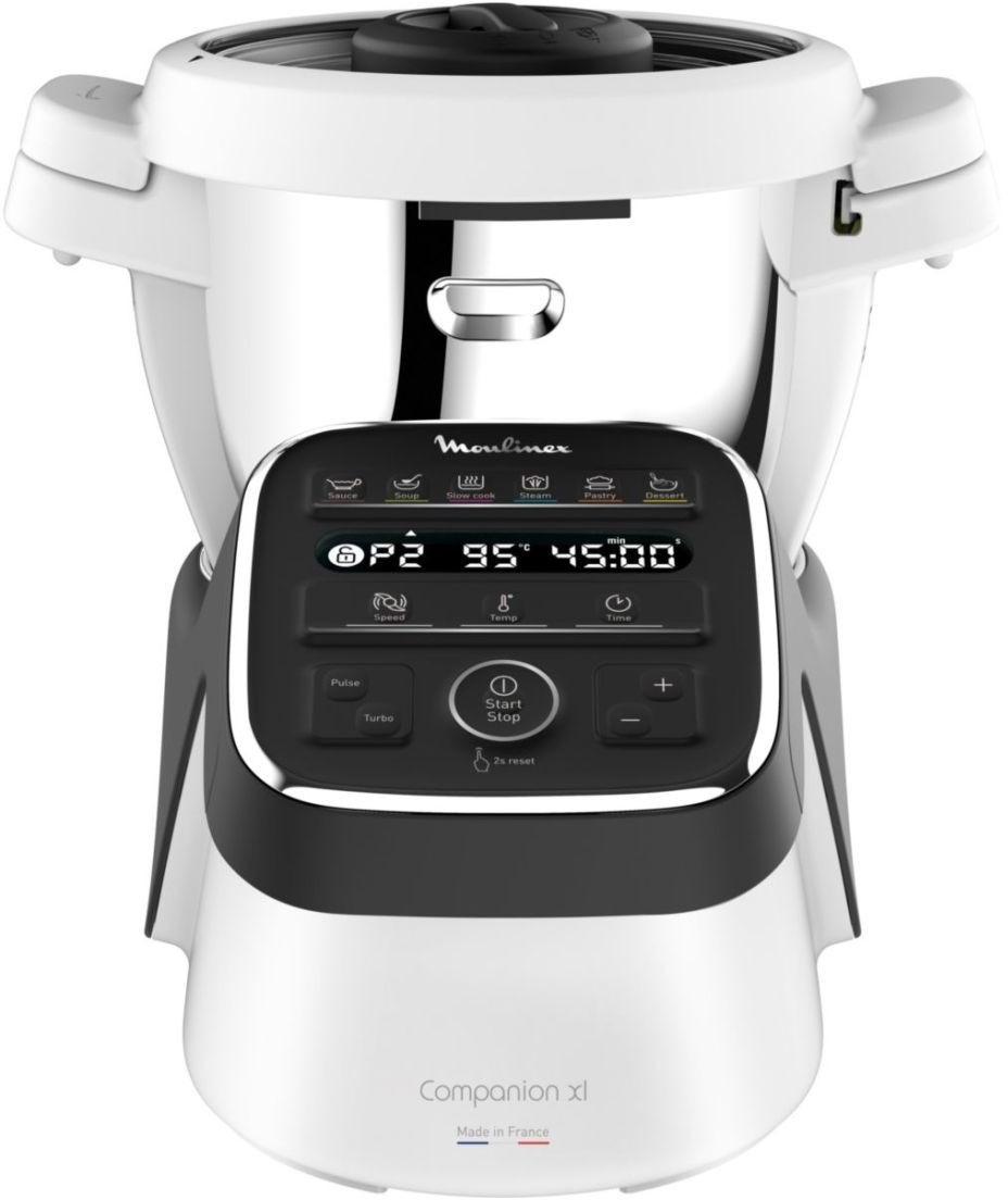 Robot cuiseur Moulinex Companion XL HF808800 - 1550 W