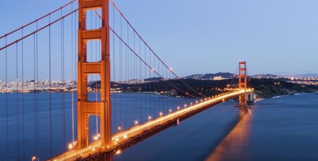 Sélection de vols directs A/R Paris (CDG) <=> San Francisco (SFO) aux États-Unis via la compagnie French Bee - du 06 au 16 novembre
