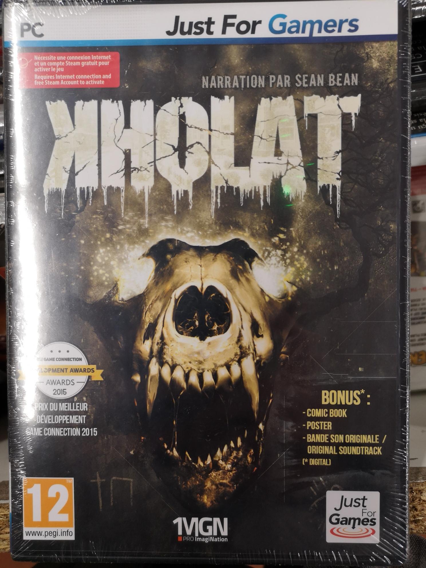 Sélection de jeux vidéos en promotion sur PC - Ex: Kholat sur PC - Creuzier le Vieux (03)