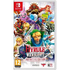 [CDAV] Jeu Hyrule Warriors : Definitive Edition sur Nintendo Switch