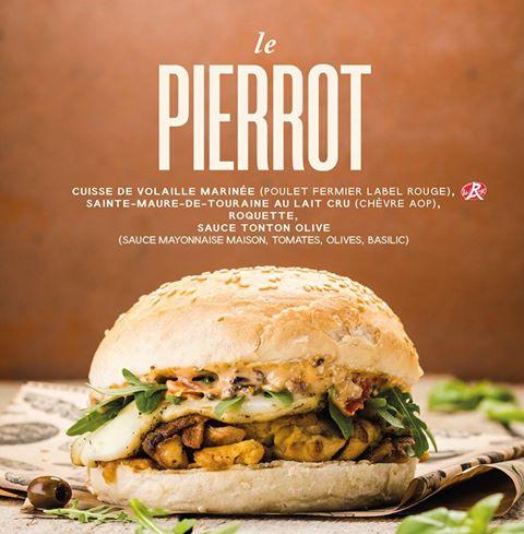De 12h à 13h : Hamburger Le Pierrot offert - Big Fernand Suresnes (92)