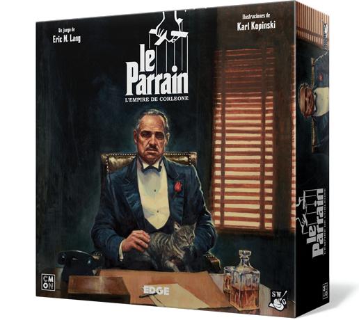 Sélection de jeux de société en promotion - Ex : Le Parrain : l'Empire de Corleone (bella-ciao.fr)