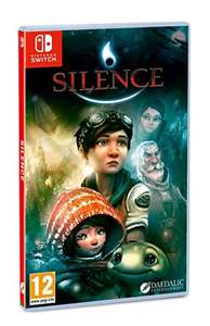 Silence - The Whispered World 2 sur Nintendo Switch (Vendeur tiers - import international)
