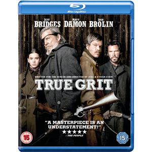 True Grit (2010) (Blu-ray)