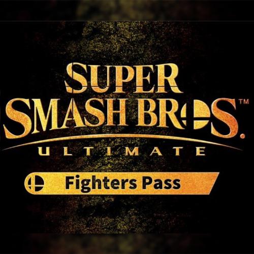 DLC Fighters Pass à -50% pour l'achat de Super Smash Bros. Ultimate sur Nintendo Switch