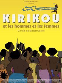 Film d'Animation Kirikou et les Hommes et les Femmes à visionner Gratuitement en Streaming (Dématérialisé)