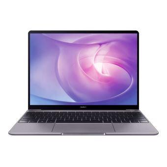 PC portable 13'' Huawei MateBook 13 - Intel Core i5, 8Go de RAM, SSD 256 Go, Win 10 (+ 80€ sur le compte fidélité pour les adhérents)