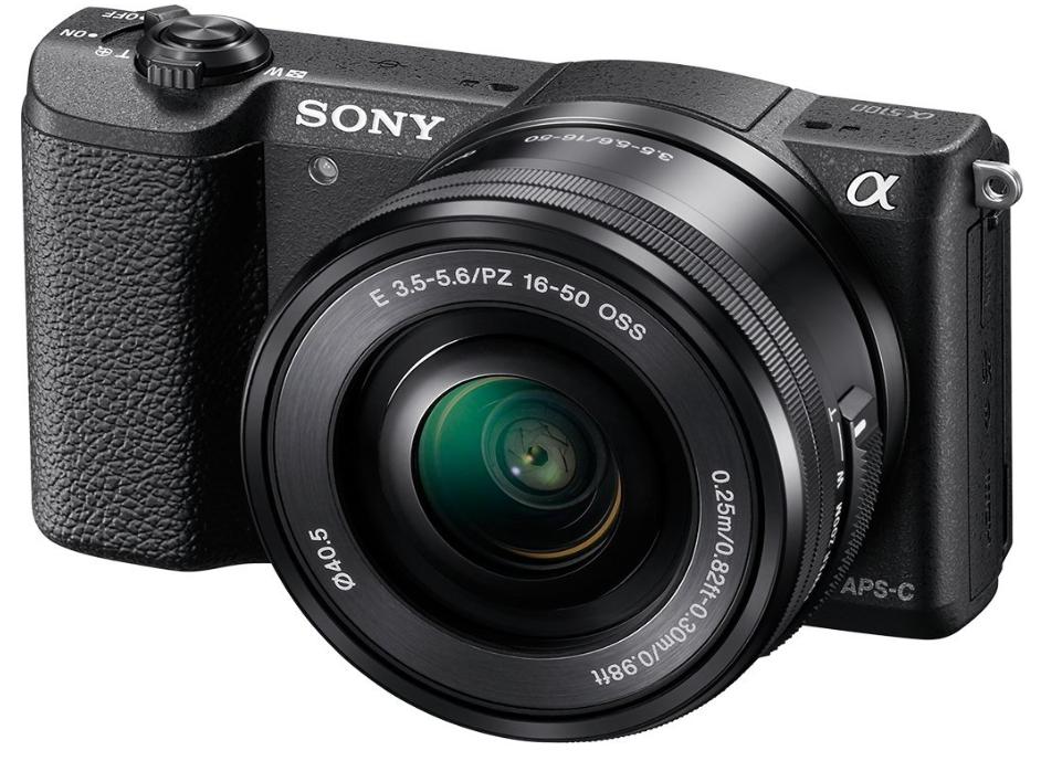 Appareil Photo Sony Alpha 5100L - Noir + Objectif 16-50 mm