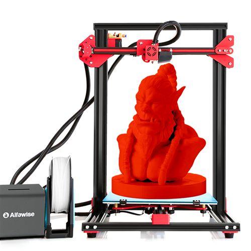 Imprimante 3D Alfawise U20 - Prise EU (Entrepôt Europe)