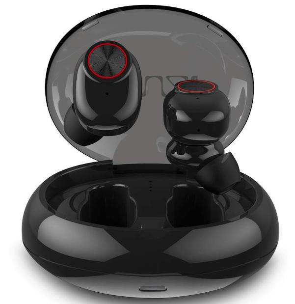 Écouteurs sans-fil Muzili - Bluetooth, 500mAh, IPX6 (Vendeur tiers)