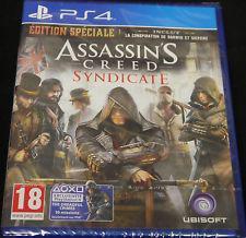 Jeu Assassin's Creed Syndicate sur PS4 - Edition Spéciale