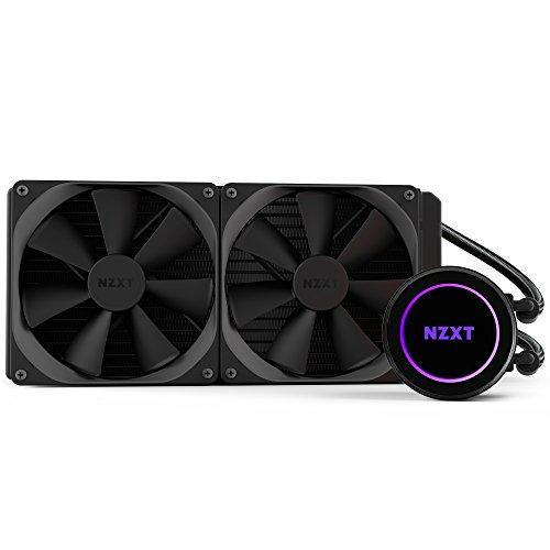 Kit de refroidissement NZXT Kraken X62 - RGB, 280 mm