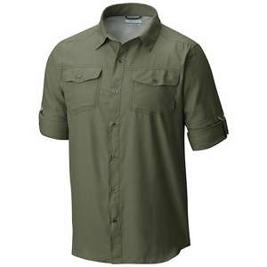 Chemise Columbia Manches Longues Pilsner PeakII - tailles S & XL