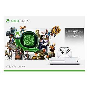 Console Microsoft Xbox One S 1 To