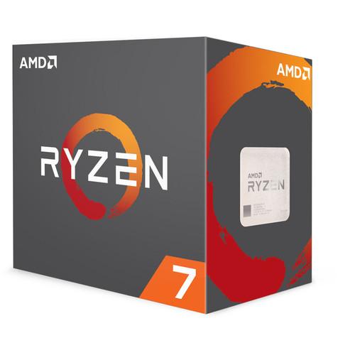 Processeur AMD Ryzen 7 1700X - Socket AM4, 3.4 GHz