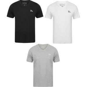 [Cdiscount à Volonté] Lot de 3 T-shirts à manches courtes et col V Tokyo Laundry - Tailles du S au XL