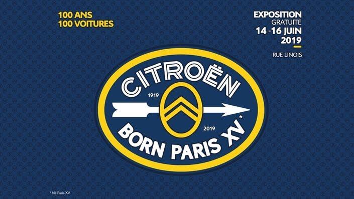 Exposition à ciel ouvert Citroën gratuite - 15e Arrondissement de Paris (75)