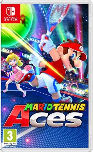 Jeu Mario Tennis Aces sur Nintendo Switch