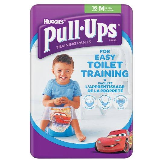 Paquets de Couche Culottes d'apprentissage Huggies Pull-Ups (via BDR de 3€)