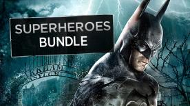 Pack de jeux Superheroes Bundle : 3 Jeux sur PC (Dématérialisé, Steam)